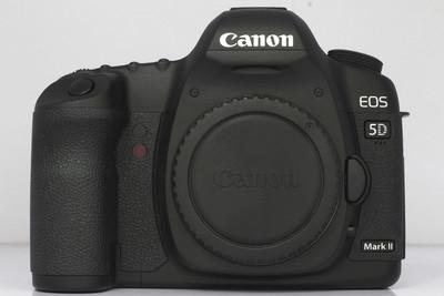 【全画幅专业单反数码相机】佳能5DMark II(NO:7360)