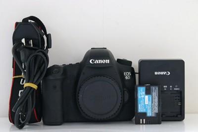 95新二手Canon佳能 6D 单机 高端单反相机回收 005088成