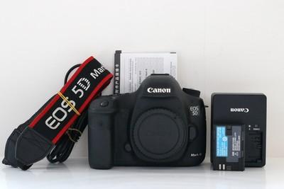 95新二手 Canon佳能 5D3 单机 高端单反 无敌三回收 4002498成