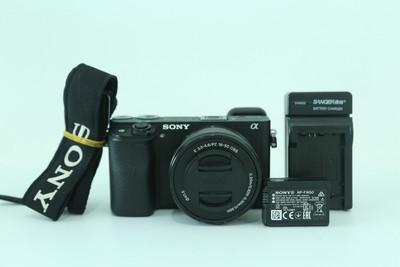 90新二手Sony索尼A6300 套 (16-50)微单相机 114243 011847亚