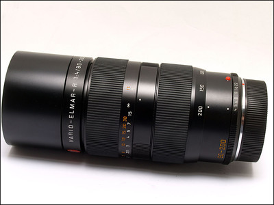 徕卡 Leica R 80-200/4 ROM 带包装(未拍上)