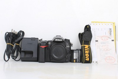 95新二手Nikon尼康 D7000 单机快门8691次上门回收 433918京