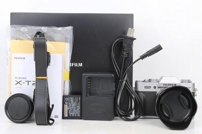95新二手Fujifilm富士 X-T20套16-50 微单相机 W03750 A66763京