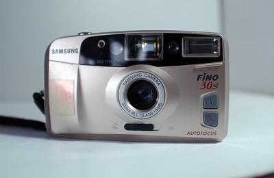 三星全自动胶片机( SAMSUNG Fino 30 S ) 【88元】