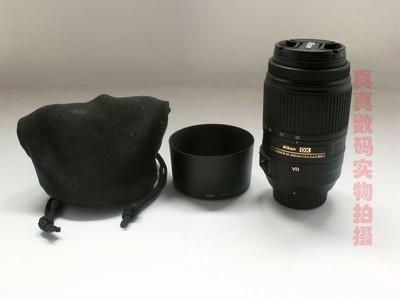 成色极好 原装尼康AF-S 55-300 F4.5-5.6G ED VR防抖长焦镜头0682