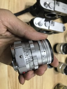 Leica Summicron-M 50 mm f/2
