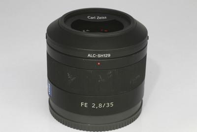 索尼35/2.8 ZA(SEL35F28Z)(NO:3258)*