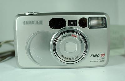 三星全自动胶片机( SAMSUNG Fino 80 SUPER)【106元】