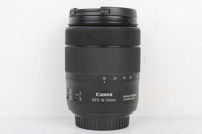 95新二手 Canon佳能 18-135/3.5-5.6 IS USM变焦镜头 017480京