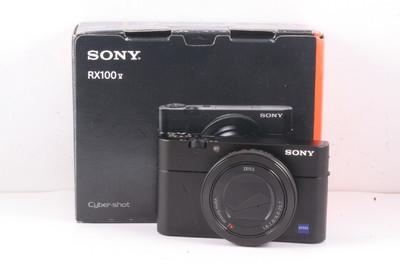 99/索尼 DSC--RX100M5  黑卡五代  成色极新 ( 全套包装 )