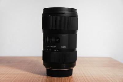 适马 18-35mm f/1.8 DC HSM(A)尼康口    价格:2700