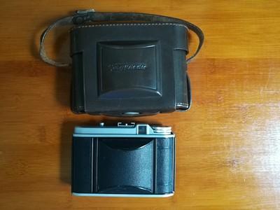好成色福伦达PERKEO I折叠机COLOR-SKOPAR80/3.5镜头