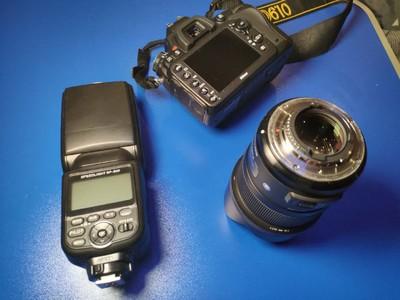 适马 35mm f/1.4 DG HSM Art 尼康口 成色新 箱说全