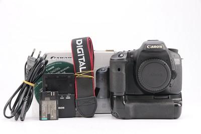 94新二手 Canon佳能 7D 单机 中端单反相机带国产手柄 220407津