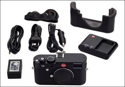 徕卡 Leica M 240 大M 黑漆 送皮套