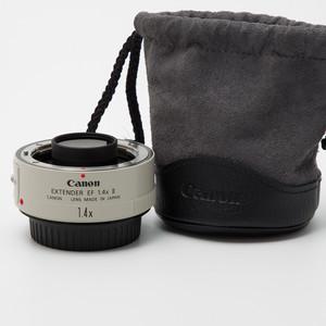 Canon佳能 EF 1.4x II 1.4倍增距镜二代 95新 NO:6920