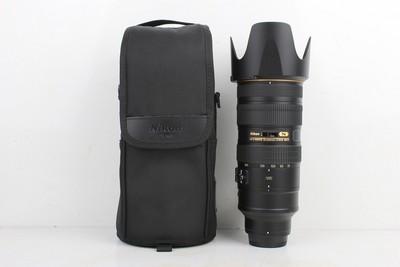 96新二手Nikon尼康 70-200/2.8 G VR II 大竹炮 386336京