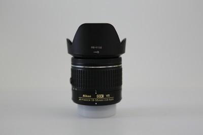 95新二手Nikon尼康 18-55/3.5-5.6 G VR 防抖镜头 145574亚