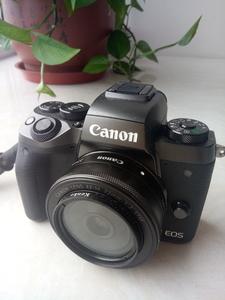 EOS M5+佳能 EF-M 22mm f/2.0 STM+UV Kenko43mm