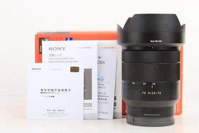 93新二手 Sony索尼 24-70/4 FE ZA OSS E卡口 308621京