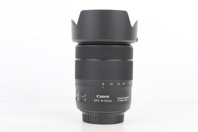 97新二手 Canon佳能 18-135/3.5-5.6 IS USM变焦镜头 016060京