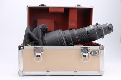 95新二手 Nikon尼康 400/2.8 ED 手动镜头 200543津