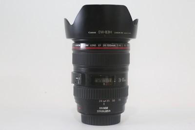 95新二手Canon佳能 24-105/4 L IS USM 防抖镜头 235245亚