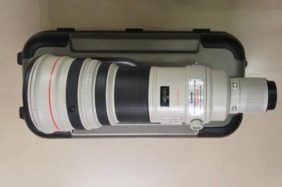 95新 佳能 EF 600mm f/4L IS USM 大炮 镜头 佳能600/4