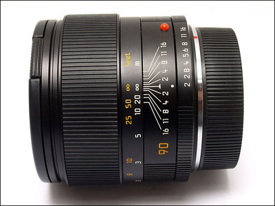 徕卡 Leica R 90/2 APO ASPH ROM 带皮套
