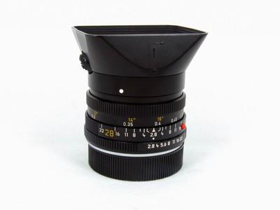 华瑞摄影器材-徕卡Leica Elmarit-R 28/2.8 E48 方字版