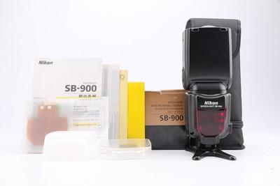 98新二手 Nikon尼康 SB-900 sb900机顶闪光灯 231375津