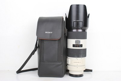 92新二手Sony索尼 70-200/2.8 G 变焦镜头 A口 830615京