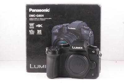 98/松下 DMC-G85 微单相机高画质 4K影像 中文版  ( 带包装 )