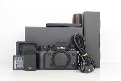 95新二手 Fujifilm富士 X-T1 XT1 单机 微单相机 W50144京