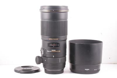 98/适马 APO Macro 180mm f/2.8 EX DG OS HSM (微距镜头 佳能口)