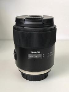 腾龙 SP45mmF1.8 Di VC USD (尼康口)防抖专业镜头