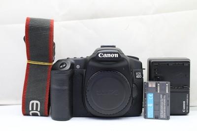 94新二手 Canon佳能 40D 单机 入门单反相机 SZ00900津
