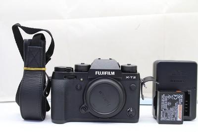 98新二手Fujifilm富士 X-T2 单机 XT2微单相机 W63753深