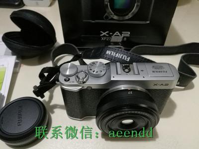富士 X-A2