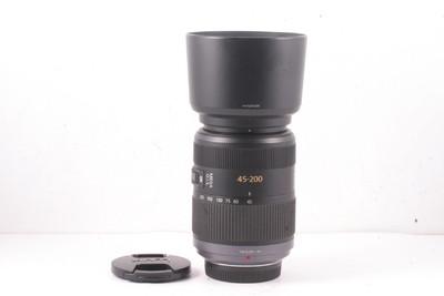 98/松下 G VARIO 45-200mm f/4.0-5.6 MEGA O.I.S.微单镜头