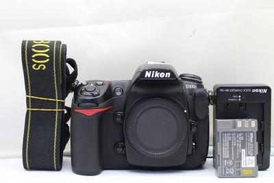 92新二手Nikon尼康 D300S 单机 快门34900次 042726深