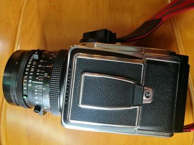 Hasselblad 500 C/M 哈苏500C/M  西德产CF80镜头   A12后背 套机