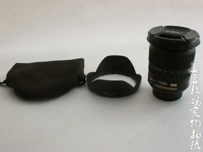 成色极好 尼康AF-S 10-24 F3.5-4.5G ED DX 超广角镜头 #1500