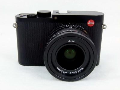 华瑞摄影器材-包装齐全的徕卡 Q黑色