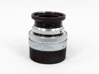 华瑞摄影器材-刀梅DALLMEYER SUPER-SIX 超六44/1.9
