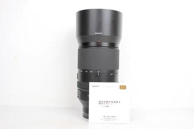 95新二手 Sony索尼 70-300/4.5-5.6 G OSS E卡口 回收822828京