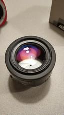 宾得 FA 50mm f/1.4 定焦大光圈镜头