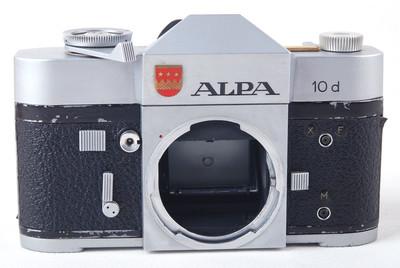 ALPA/阿尔帕 10d 银色金牌版机身 #jp20287