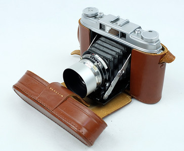爱克发超级婴儿Agfa Super Isolette 6x6折叠相机
