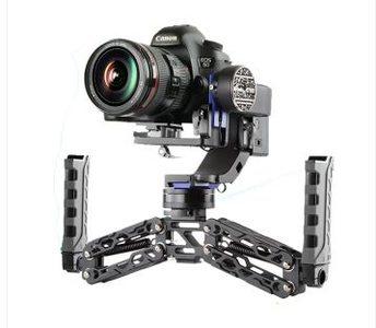 星云4300五轴防抖稳定器(带拇指遥控和5寸全新监视器)